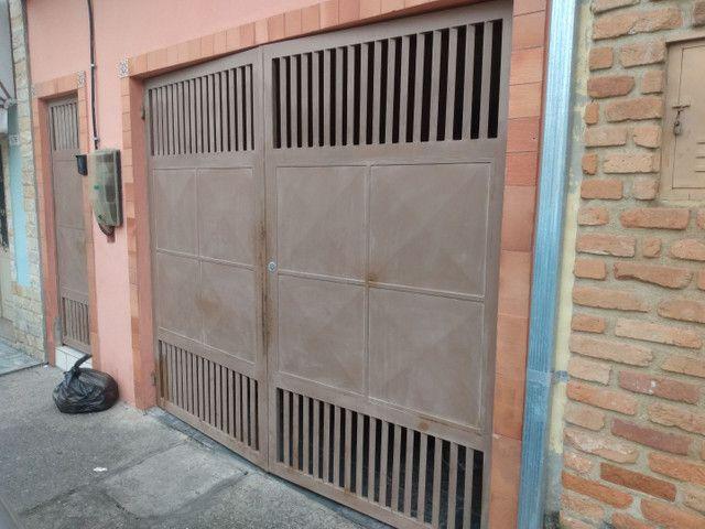 Portão garagem e social.  - Foto 6