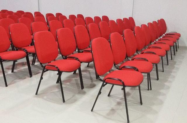 Cadeiras e Poltronas para Igrejas, Auditórios e Salas de Aula - Foto 3