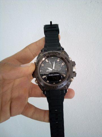 Relógio Casio G-Shock (Caixa de aço) - Foto 4