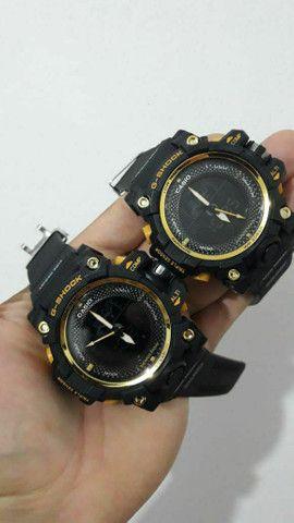 Relógio g shock R$80 aprova d'água  - Foto 3