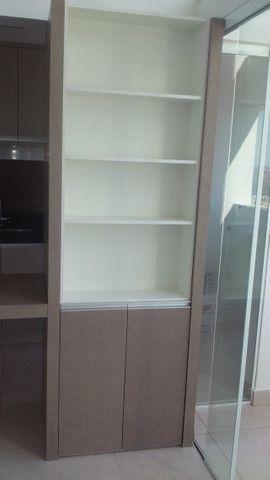 Duplex (LOFT) com 01 Suite no Residencial Lozandes Live Tower montado em armários - Foto 4