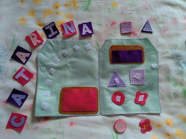 Bolsa de atividades Filó Filomena - Foto 4