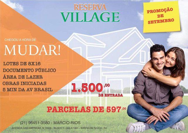 Loteamento com RGI da área total, com entrada de 1500 reais - Foto 6