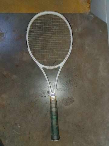 Raquetes de tênis usadas - Foto 6