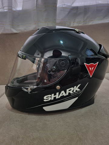 Capacete Shark Speed R impecável sem detalhes,  - Foto 3