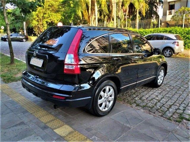 Honda CR-V LX 2011, Top, Couro, 80.000km, Ipva 21Pg, Impecável, Financio - Foto 5