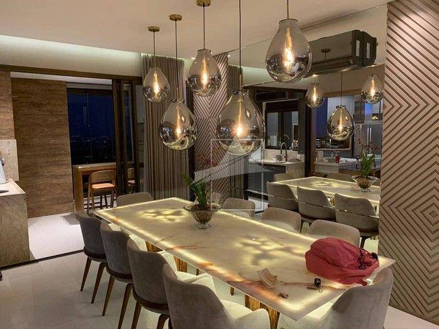 Apartamento com 3 dormitórios à venda, 271 m² - Goiabeiras - Cuiabá/MT