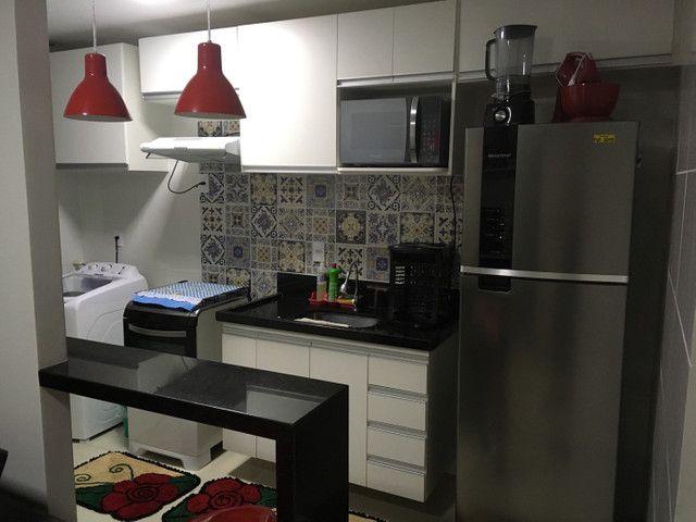 Alugo apartamento condomínio Vista da Lagoa - Foto 4