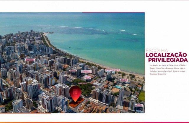 Venda - Apartamento a 2 quadras da praia de Ponta Verde - Maceió - Alagoas - Foto 3