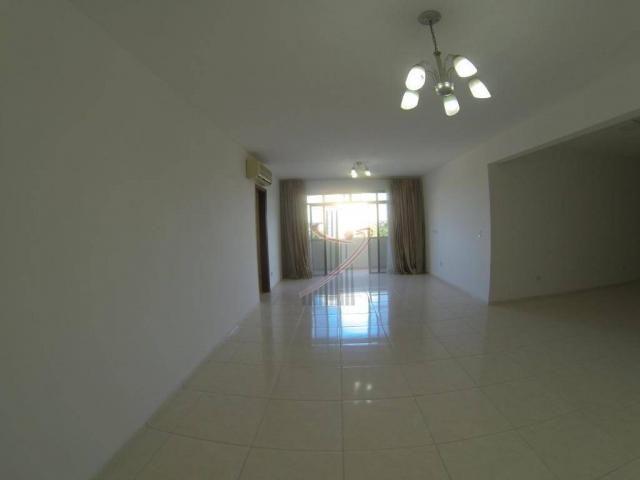 Apartamento com 4 dormitórios para alugar, 181 m² por R$ 1.650,00/mês - Centro - Foz do Ig - Foto 3