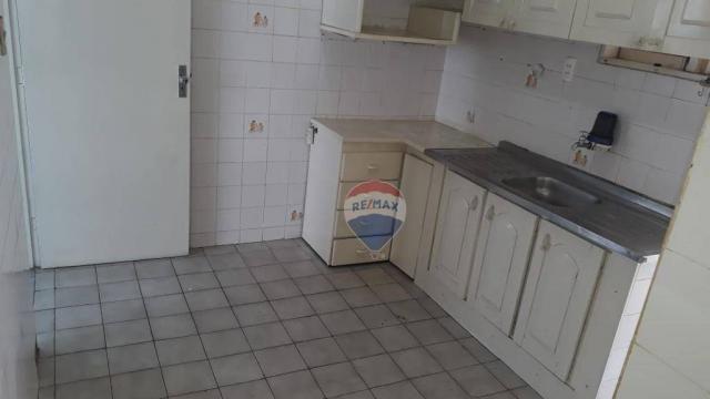 Apartamento com 3 dormitórios para alugar, 86 m² por R$ 900,00/mês - Boa Vista - Garanhuns - Foto 5