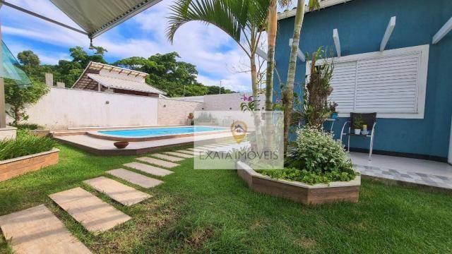 Linda e aconchegante casa alto padrão, Viverde II/ Rio das Ostras! - Foto 15