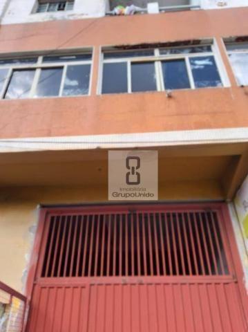 Apartamento com 1 dormitório para alugar, 60 m² por R$ 700/mês - Boa Vista - São José do R