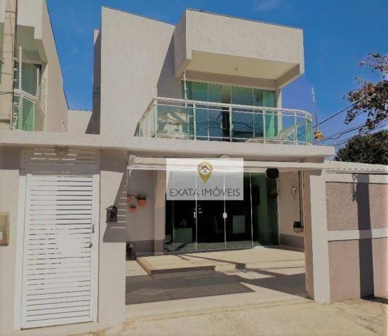 Casa duplex 4 quartos, Costazul, Rio das Ostras.