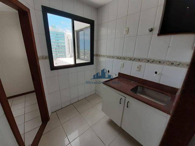 Apartamento à venda, 130 m² por R$ 440.000,00 - Itapuã - Vila Velha/ES - Foto 17