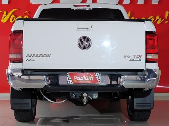 VW - VOLKSWAGEN AMAROK Highline CD 3.0 4x4 TB Dies. Aut. - Foto 3