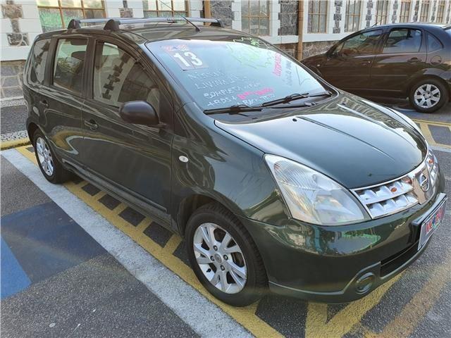 Nissan Livina 1.8 s 16v flex 4p automático - Foto 3