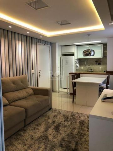 Apartamento à venda com 2 dormitórios em Cristal, Porto alegre cod:VP87617 - Foto 4