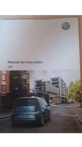 Manual do proprietário volkswagen up