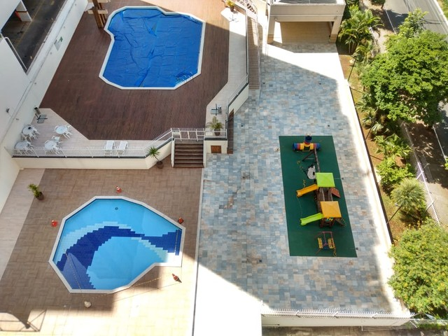Apartamento a venda 3 quartos, Próximo ao Parque Flamboyant, arms lazer. Jardim Goiás - Go - Foto 2