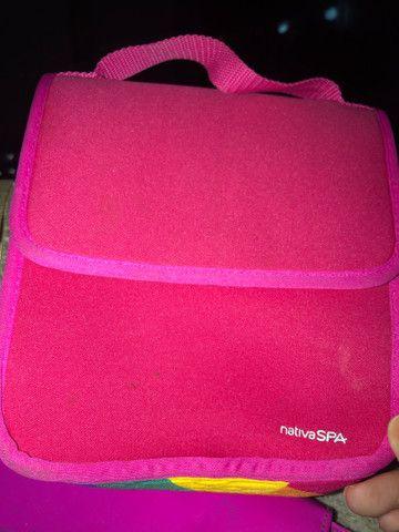 Combo bolsas e 1 lancheira - Foto 2