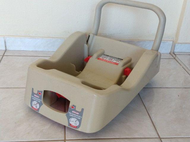 Base para bebê conforto Burigotto Touring 1 ano de uso