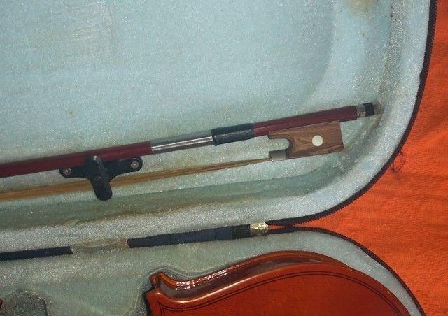 Violino Giannini GIV 5 4/4 ÚNICO - Foto 3