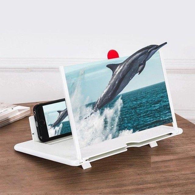 Ampliador de tela  de celular 3D