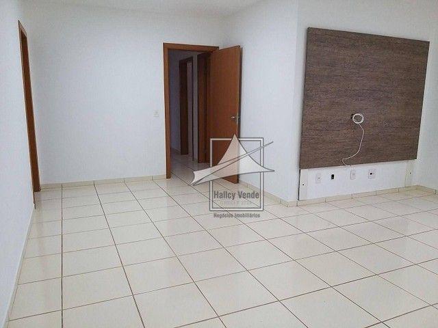 Apartamento com 3 dormitórios à venda, 135 m² - Ed. Meridien - Goiabeiras - Cuiabá/MT - Foto 2