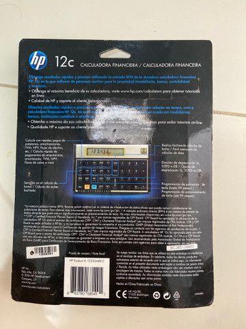 HP 12 C Nova  - Foto 3