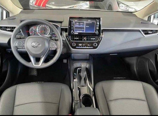 Corolla 2.0 vvt-ie flex xei direct shift zero km!!! - Foto 5
