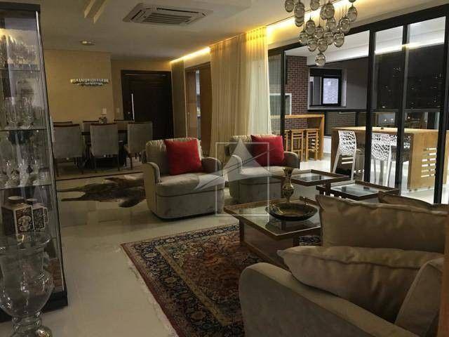 Apartamento com 4 dormitórios à venda, 211 m² - Jardim Cuiabá - Cuiabá/MT