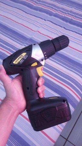Parafusadeira Hammer PF 96