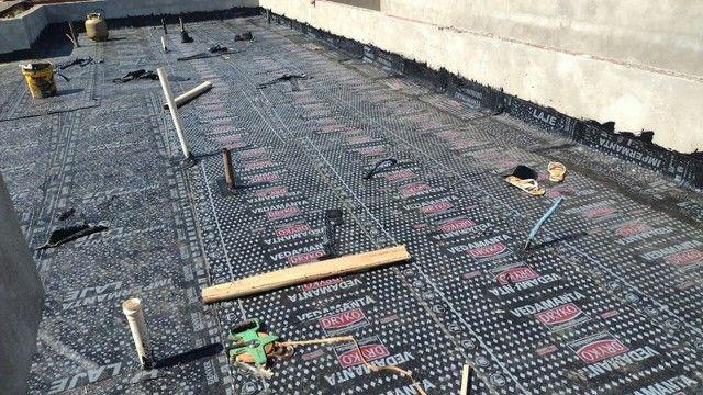 Manutenção de telhados df entorno