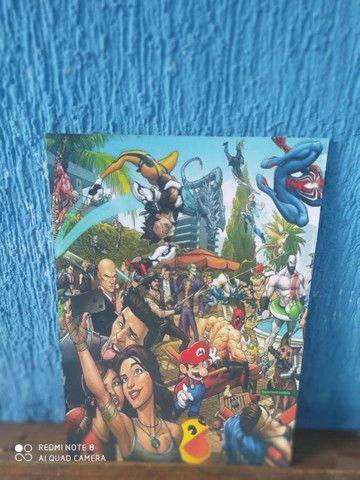 Placas decorativas em MDF personalizados  - Foto 4