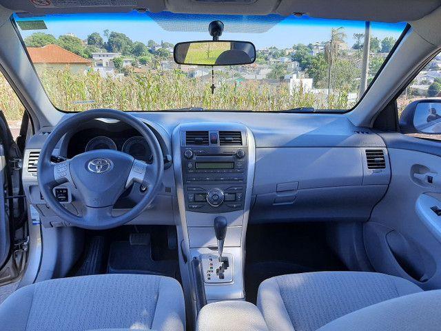 Vendo Corolla XEI aut impecável, revisado, baixa km. Confira! - Foto 9