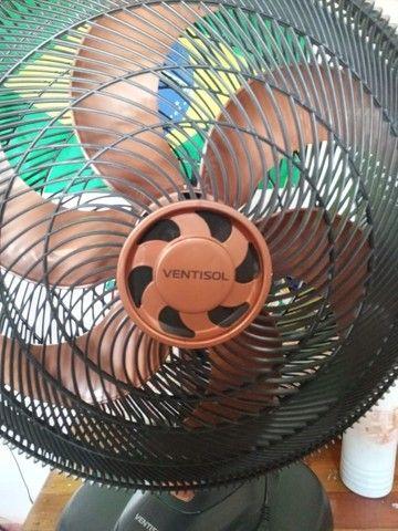 ventilador  6 hélices