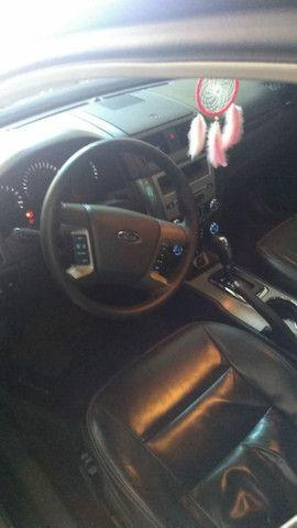 Ford fusion 2010 com teto solar periciado - Foto 3