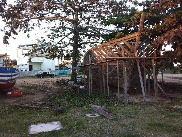 Vendo Barco em construção de 25m² em Itaipava - ES