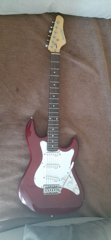 Guitarra Strinberg Stratocaster