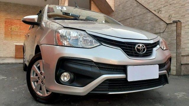 Toyota/ Etios 2018 AT - Foto 3