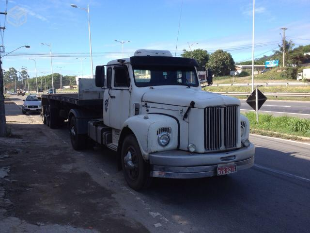 SCANIA 111S/CARRETA RANDON