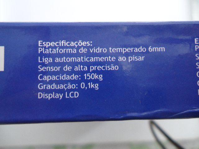 Balança Digital Banheiro 180kg Em Curitiba - Foto 2