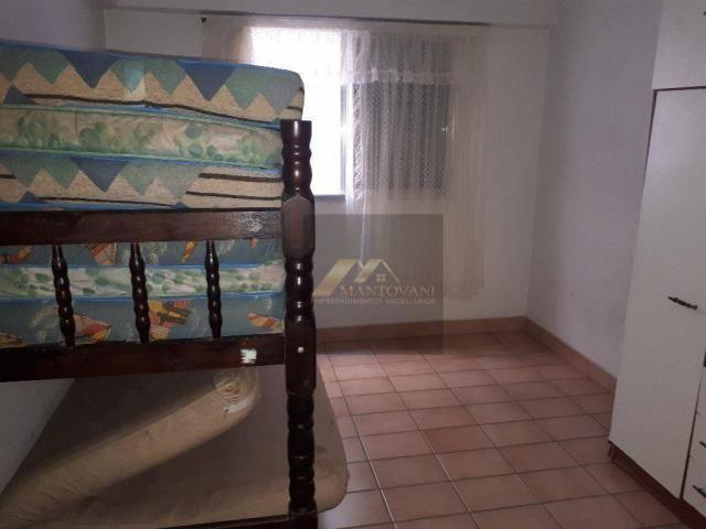Apartamento a venda de 01 dormitório com 45 m² na Vila Tupi em Praia Grande - Foto 9