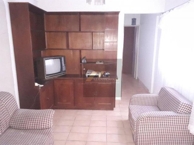 Apartamento a venda de 01 dormitório com 45 m² na Vila Tupi em Praia Grande - Foto 2