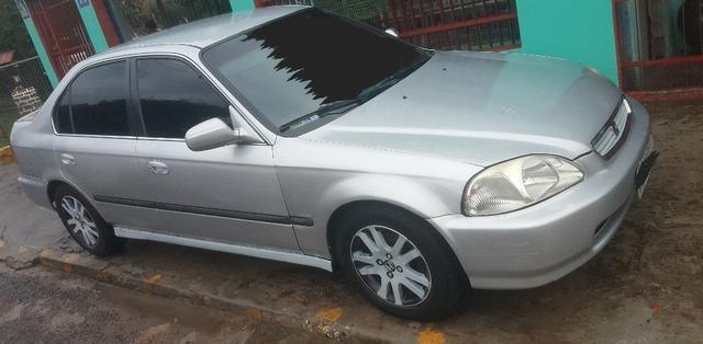 Superior Honda Civic LX 1.6 (aceito Troca Fiorino Menor Valor )