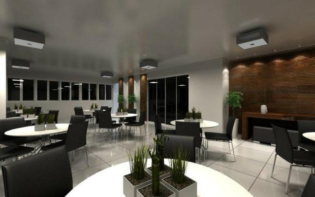 Apartamento na Ribeira, 2 quartos sendo 2 suítes - Residencial Nova Amsterdã