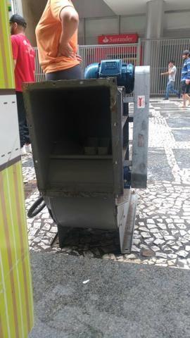 Exaustor de fumaça industrial - Foto 3