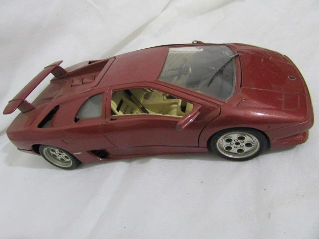 Lamborghini Diablo 1990 Bburago 1 18 Hobbies E Colecoes