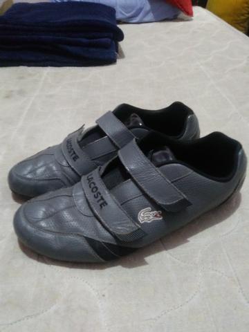 b0758b0bd11 Tênis Lacoste em ótimo estado (pouco usado) - Roupas e calçados ...